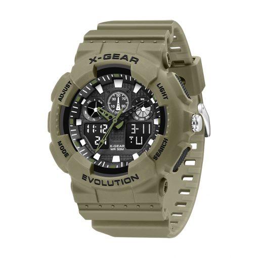 X Gear 3796D Army Green