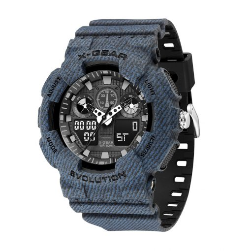 X Gear 3796D Dark Blue