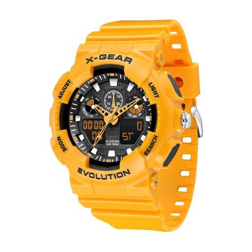 X Gear 3796D Yellow
