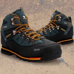 Z-Zag High-Top Outdoor Men Hiking Shoes