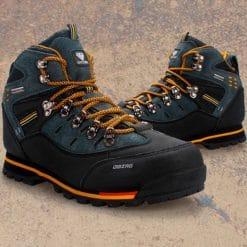 Z-Zag High-Top Outdoor Men Hiking Shoes