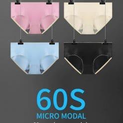 AONIJIE Quick Dry Womens Sport Underwear Model