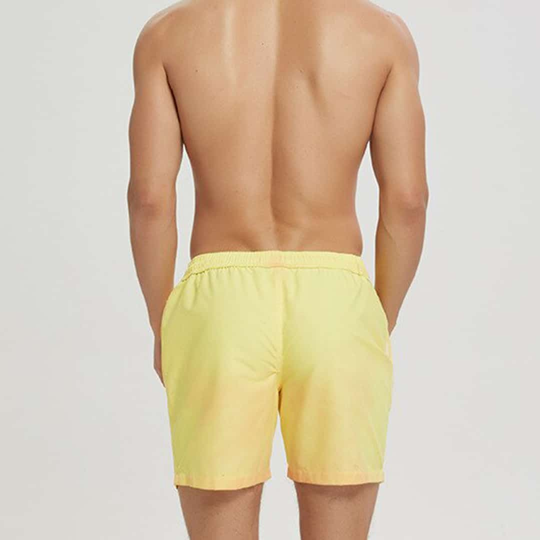 Chameleons Beach Short Pants, short pant, boxer, man, men, pantai, beach, loose, strecthable, getah