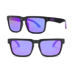 DUBERY D710 Sunglasses Purple 1
