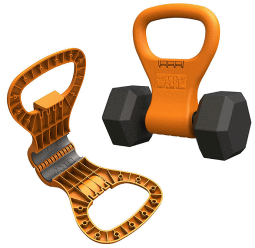 Dumbbell Kettle Grip with Handle