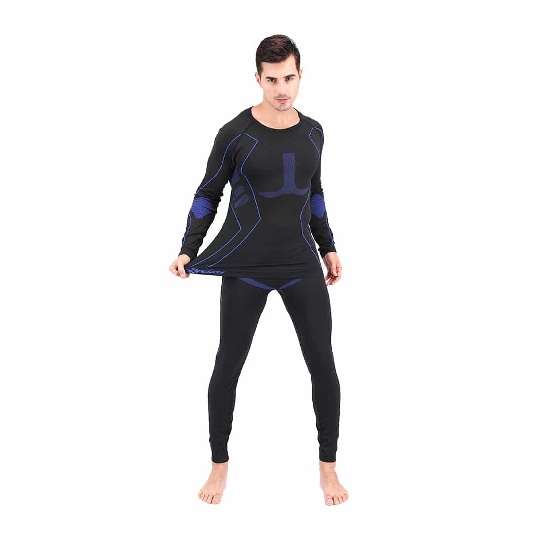 ESDY Tactical Compression Suit, complete set, men, man, sports, swimming, long sleeve, long length, sukan, berenang, legging, tight, inner, shirt, jersey