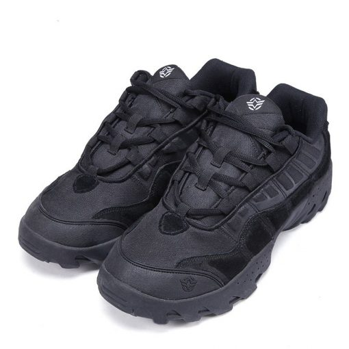 Esdy Low Top Outdoor Tactical Shoes Black