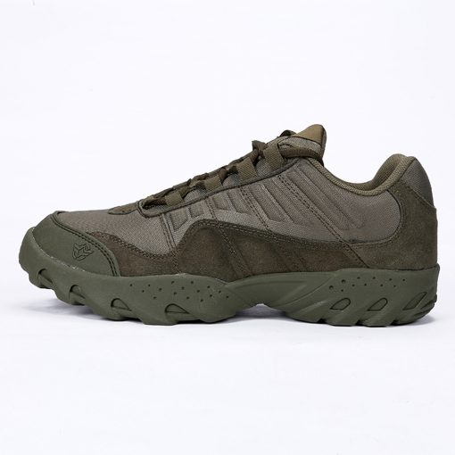 Esdy Low Top Outdoor Tactical Shoes Green 3