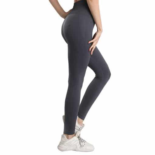 Flex Female High Waist Legging Active Grey 1