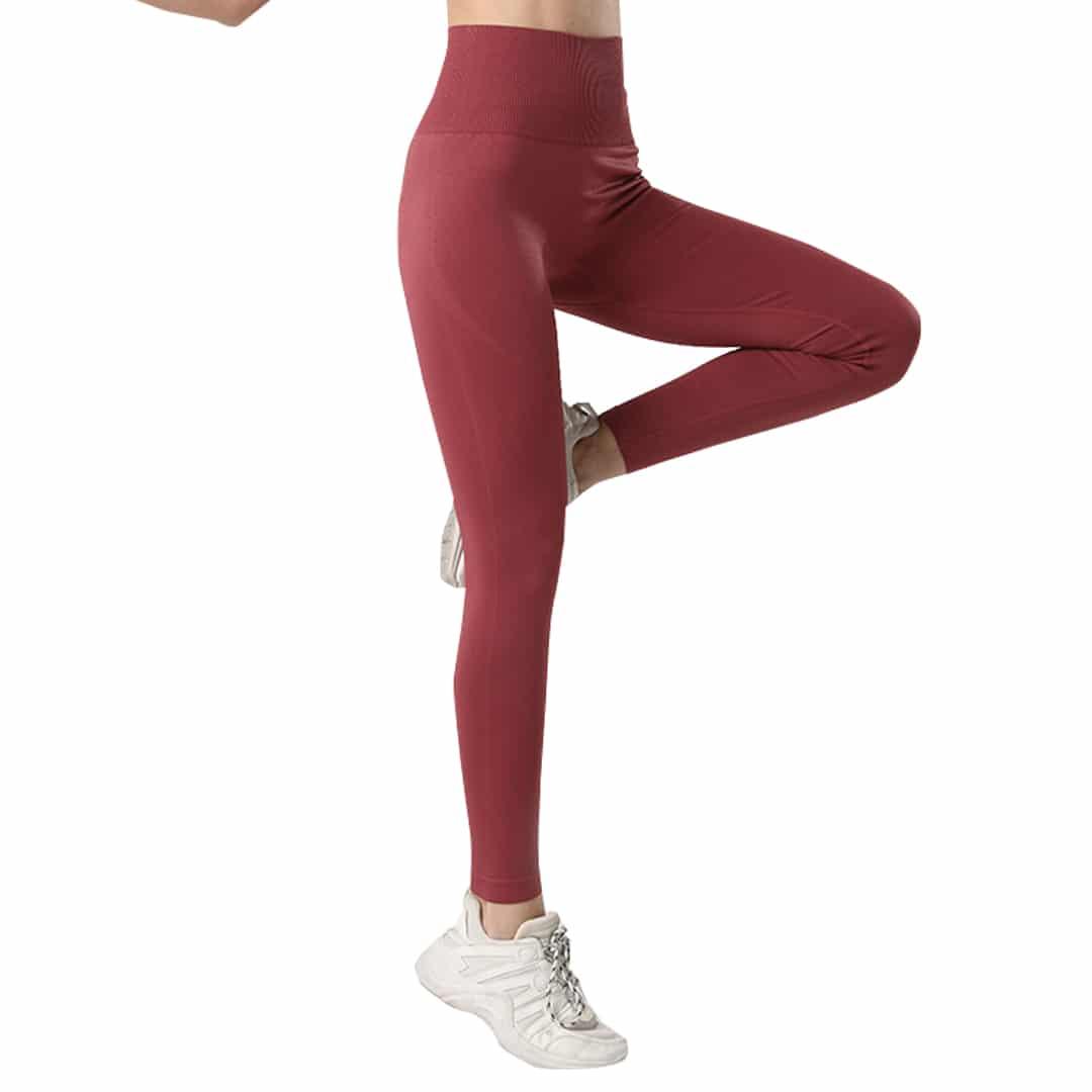 Flex Female High Waist Legging, women, girl, ladies, flexible, stretchable, adjustable, getah, slim, fit, skinny, waist, rubberband, long length