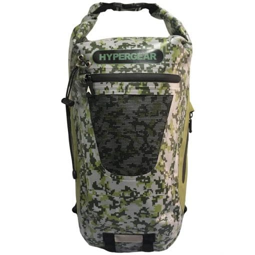 HYPERGEAR 20L Dry Pac Tough Backpack Digital Camo