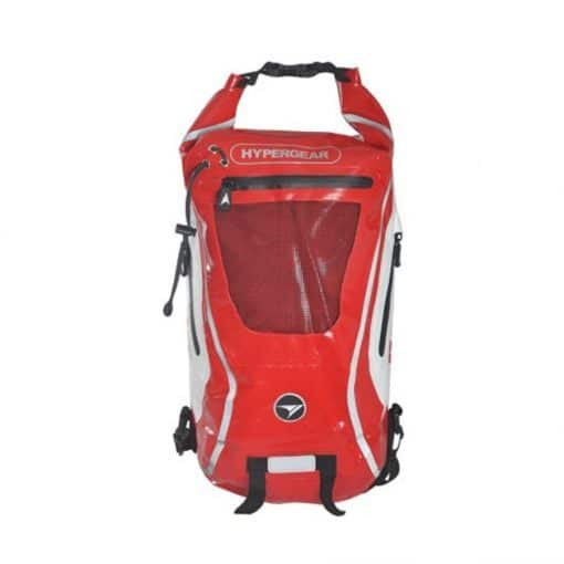 HYPERGEAR 20L Dry Pac Tough Backpack Red