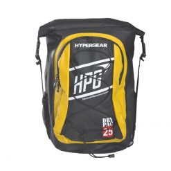 Hypergear Backpack Dry Pac ID 25 Yellow