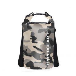 Hypergear Dry Bag 20L Camouflage Grey Alpha 1 1
