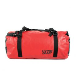 Hypergear Duffel Bag 60L Red Front