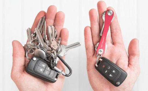 KEYSMART Compact Key Holder2