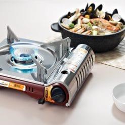 KOVEA Cooking Plus KR 2109 D Gas Range Cooking Stove2