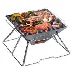 KOVEA Magic BBQ KCG 1503 Camping Steel Grill4