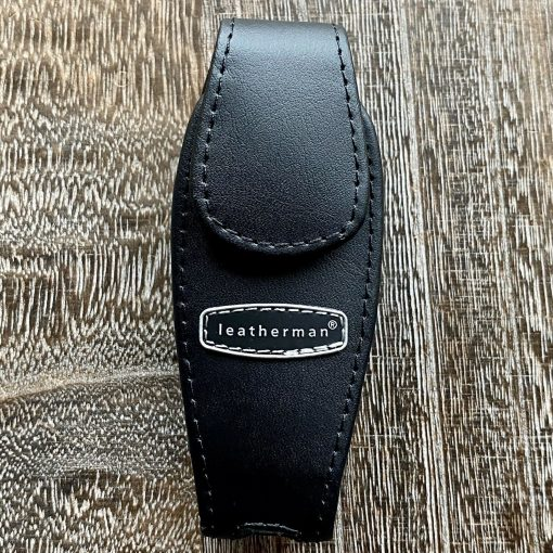 LEATHERMAN Sheath Juice Leather Tool Carry1