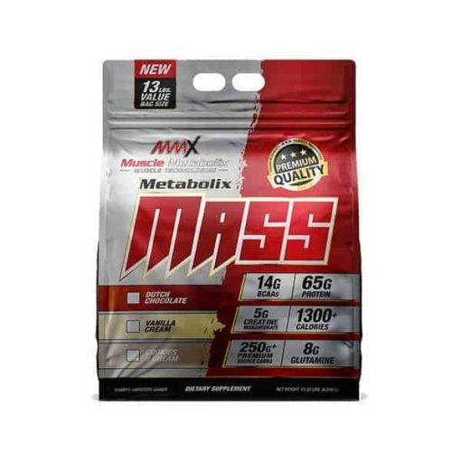 MMX Metabolix Mass Gainer1