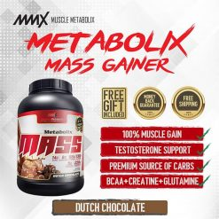 MMX Metabolix Mass Gainer3