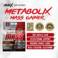 MMX Metabolix Mass Gainer5
