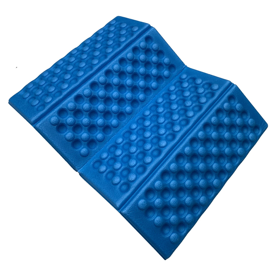 Outdoor Foldable Foam Pad, tikar, cover, sponge, comfortable, camping, mat