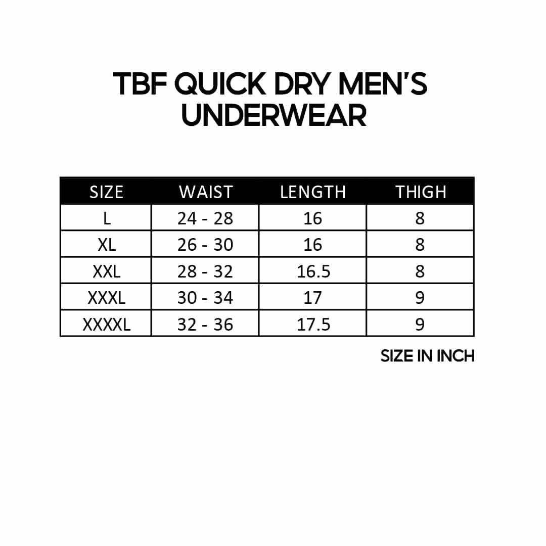 TBF Quick Dry Men's Underwear Dark, underwear, boxer underwear, men underwear malaysia, boy underwear, boxers, boxer, inner, man, men, seluar pendek, spendar, spendex, adjustable, comfortable, junk, trunk, short pant, protect, secure
