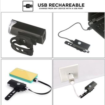 TBF T255 Rechargeable Bicycle Lamp2