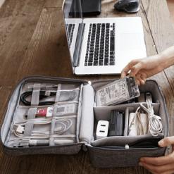 Zippy Multi compartment Storage Bag