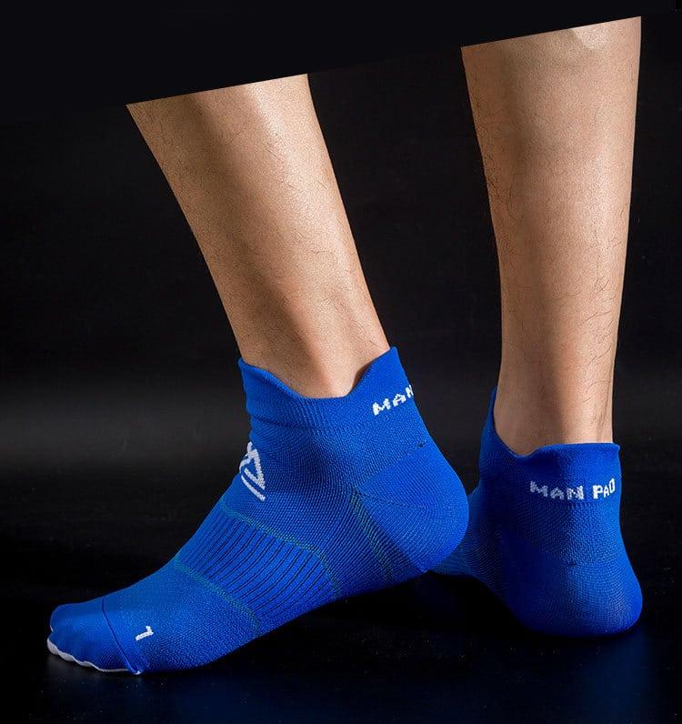 X-Mount Zero Length Female/Male Running Socks