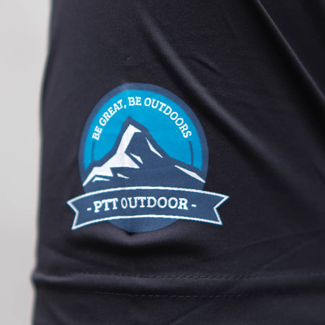 10 Minit Lagi PTT Outdoor Shirt, Never Trust Someone That Says PTT Outdoor Shirt, quick dry, lightweight, microfiber, fibre, never trust your partner, someone says, 10 minit lagi, baju lawak, quote shirt, graphic shirt, tahan, short sleeve, women, man, unisex, jersey, comfortable