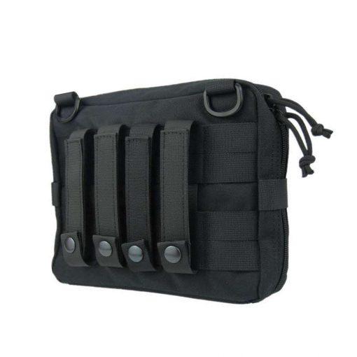 Multifunction Tactical Toolkit Bag Black 1