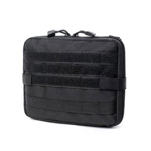 Multifunction Tactical Toolkit Bag Black