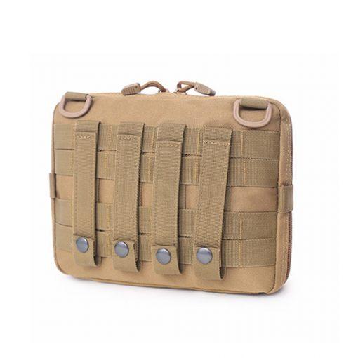 Multifunction Tactical Toolkit Bag Brown 1
