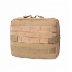 Multifunction Tactical Toolkit Bag Brown