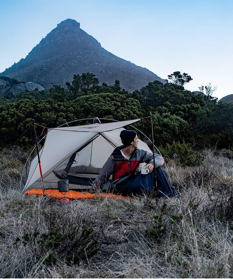 NATUREHIKE 20D Lightweight 2-Men Tent