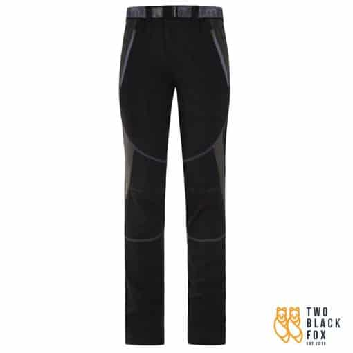 TBF Outdoor Female Hiking Pants Black Grey