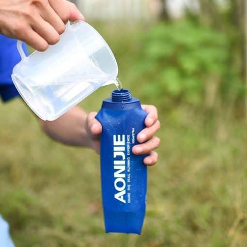 AONIJIE 250ml Folding Bottle5