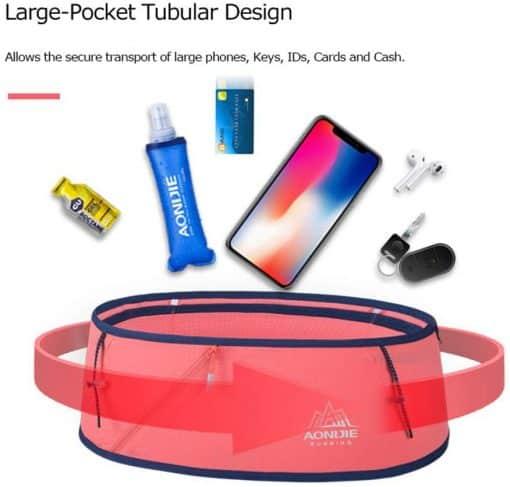 AONIJIE Sports Embracer Ultra light Waist Bag7