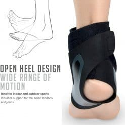 Ankle Support with Adjustable Strap2