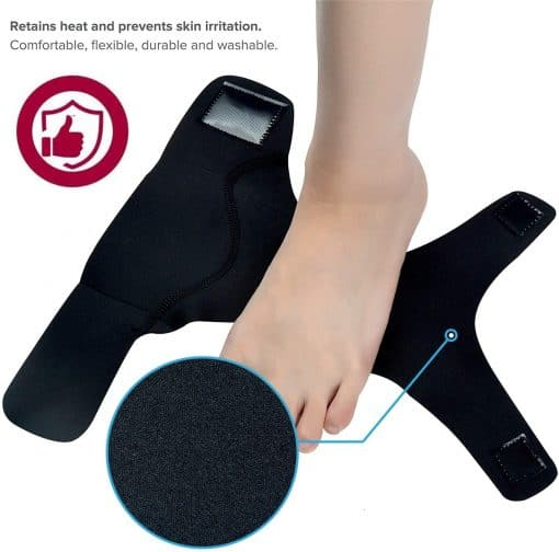 Ankle Support with Adjustable Strap5