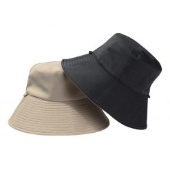 UvCover Double-Side Outdoor Sunhat Black