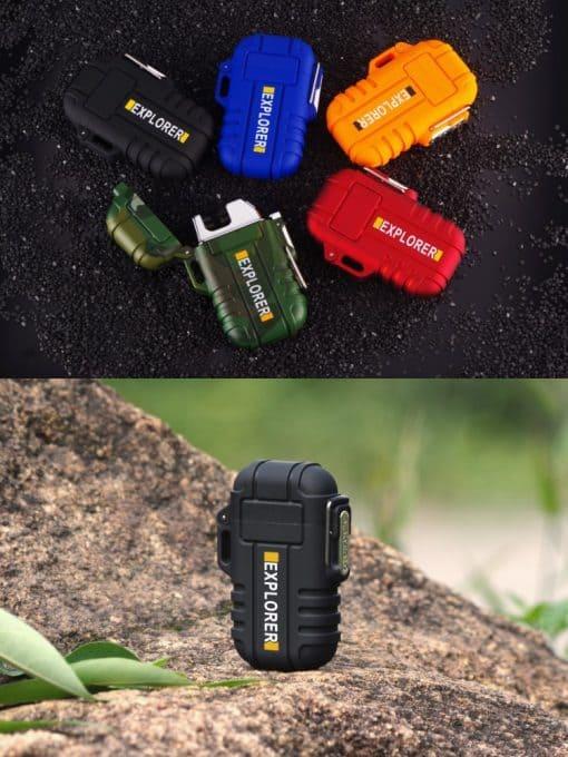 Explorer Waterproof Rechargeable Lighter3