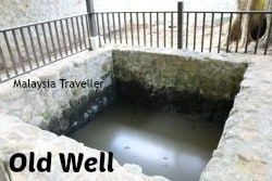 Jugra Attractions Old Well