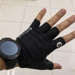 Locke Brothers Cycling Gloves Half finger Gloves Men and Women Non slip Breathable Mountain Bike Riding Equipment Bicycle Gloves6