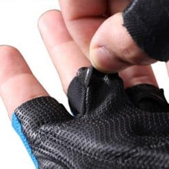 Locke Brothers Cycling Gloves Half finger Gloves Men and Women Non slip Breathable Mountain Bike Riding Equipment Bicycle Gloves9