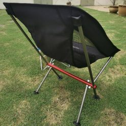NATUREHIKE Portable Outdoor Folding Camping Chair 5