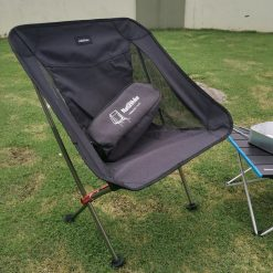 NATUREHIKE Portable Outdoor Folding Camping Chair 6