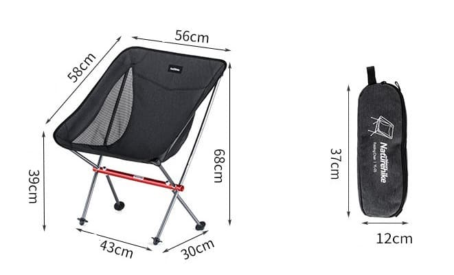 Naturehike Portable Outdoor Folding Camping Chair313